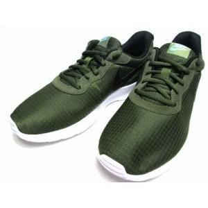 ナイキ NIKE タンジュン プレミアム ランニングスタイル リージョングリーン メンズ 靴 nws