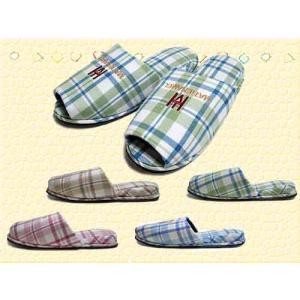 スリッパ ルームスリッパ 室内履き ブルー ベージュ ピンク グリーン レディース 靴 nws