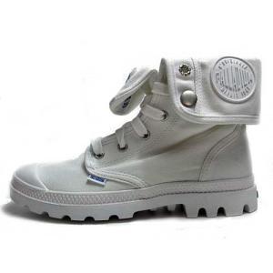 パラディウム PALLADIUM バギー BAGGY ブーツ スニーカー ホワイト/サーフ レディー...