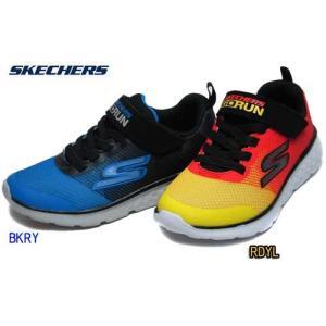 スケッチャーズ SKECHERS ボーイズ Skechers GOrun 400 Kroto トレーニングスニーカー キッズ 靴|nws