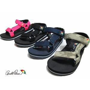 アーノルド パーマー Arnold Palmer AL5301 コンフォートサンダル キッズ 靴|nws