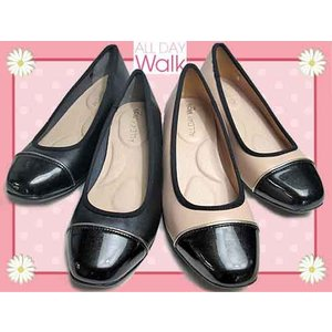 ALL DAY Walk オールデイウォーク パンプスなのに歩きやすい パンプス×スニーカー レディース 靴|nws