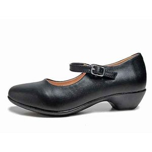 ALL DAY Walk オールデイウォーク パンプスなのに歩きやすい パンプススニーカー ブラック レディース 靴 nws
