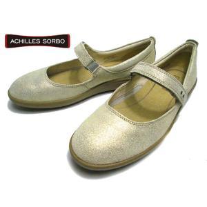 アキレスソルボC Achilles SORBO 375 シャンパン コンフォート カジュアルシューズ レディース 靴|nws