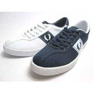 フレッドペリー Fred Perry Sports Authentic Tennis Shoe 1 Canvas スニーカー メンズ 靴|nws