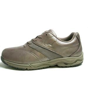 ミズノ MIZUNO LD CA2 ウォーキングシューズ ホワイト×ベージュ レディース 靴|nws