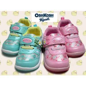 オシュコシュ OSHKOSH OSK B390 ベビーシューズ キッズ 靴 nws