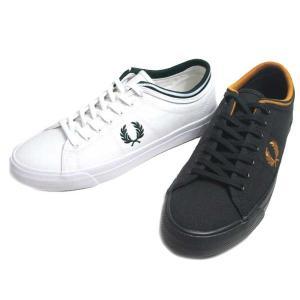 フレッドペリー FRED PERRY KENDRICK TIPPED CUFF CANVAS スニーカー メンズ レディース 靴|nws