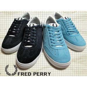 フレッドペリー FRED PERRY アンパイア スウェード スニーカー メンズ 靴|nws