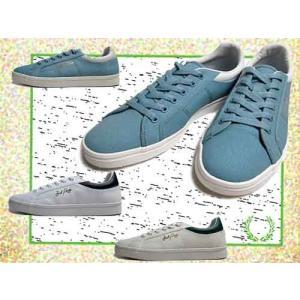 フレッドペリー FRED PERRY サイドスピンン キャンバス スニーカー メンズ 靴|nws