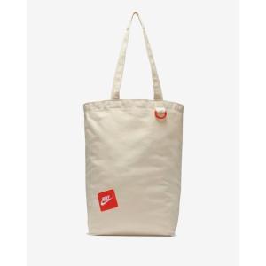 NIKE ナイキ ヘリテージ トート BA5839 120 ナチュラルオレンジ メンズ レディース 鞄【ラッピング不可】|nws
