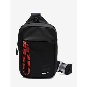 [ナイキ] ヒップパック スポーツウェア エッセンシャル ブラック/ブラック/(ホワイト) BA6144 010【ラッピング不可】|nws