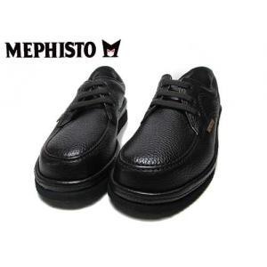 メフィスト MEPHISTO バッシャ BASCHA ウォーキングシューズ ダークブラウン メンズ 靴|nws