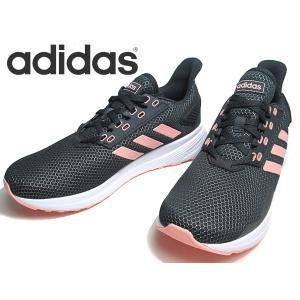 アディダス adidas デュラモ9 W トレーニングシューズ カーボン/クリアオレンジ レディース 靴 nws