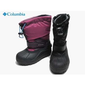 コロンビア Columbia BC1324 チルドレンズ パウダーバグ フォーティ キッズ 靴 nws
