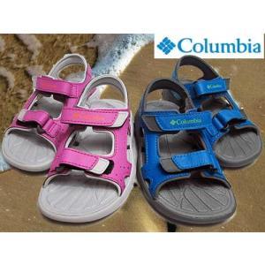 コロンビア Columbia チルドレン テックサン ベント スポーツサンダル【キッズ・靴】 nws