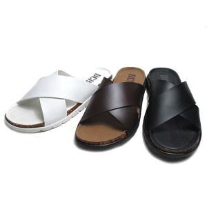 BCR ビーシーアール BC619 クロスベルトサンダル メンズ 靴|nws