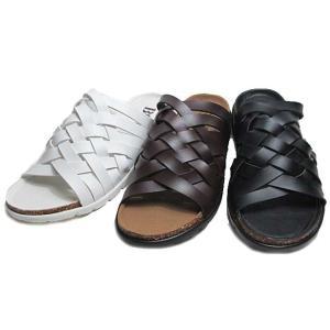 BCR ビーシーアール BC636 編みこみサンダル メンズ 靴|nws