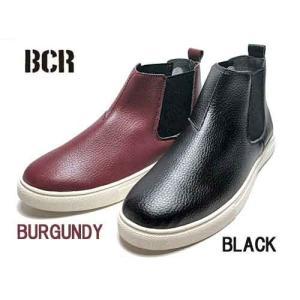 B.C.R ビーシーアール サイドゴアブーツ カジュアルシューズ メンズ 靴 nws
