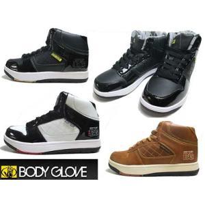 ボディグローブ BODY GLOVE アーガイル トップライン ハイカットスニーカー メンズ 靴|nws