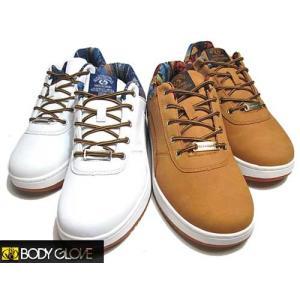 ボディグローブ BODY GLOVE イカット トップライン ローカットスニーカー メンズ 靴|nws