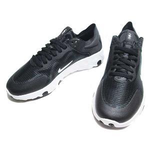 ナイキ NIKE ウィメンズ リニュー ルーセント ブラックホワイト スニーカー レディース 靴|nws