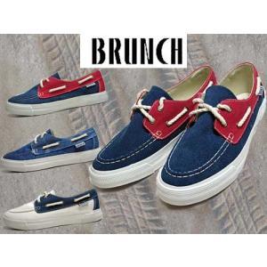 ブランチ BRUNCH デッキシューズタイプ スニーカー メンズ 靴|nws