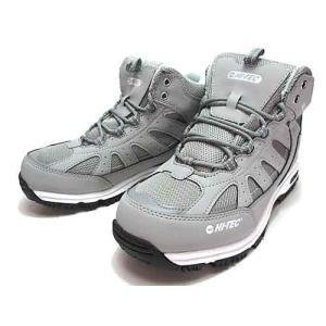 ハイテック HI-TEC HT BTU06 ロックネスWP ハイキングシューズ グレイ メンズ レディース 靴|nws