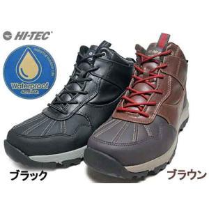 ハイテック HI-TEC HT BTU13 DARTMOOR WP ウインターブーツ メンズ 靴|nws