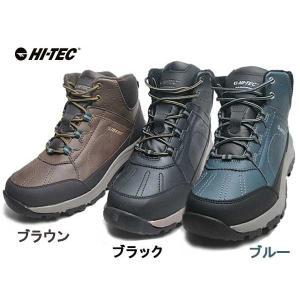 ハイテック HI-TEC HT BTU16 DARTMOOR WP ウィンターカジュアルシューズ メンズ レディース 靴|nws