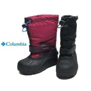 コロンビア Columbia ユース パウダーバグ フォーティ BY1324 スノーブーツ キッズ 靴 nws