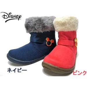 箱無し商品  ディズニー Disney ミッキーマウス DN C1198 カジュアルブーツ キッズ 靴 nws