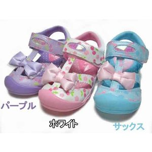 オシュコシュ OSHKOSH B'gosh 女の子用 アウトドアタイプ サンダル キッズ 靴|nws