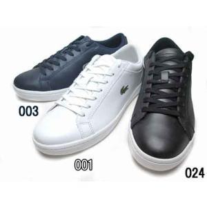ラコステ LACOSTE STRAIGHTSET BL 1 テニスコートタイプ スニーカー メンズ 靴|nws