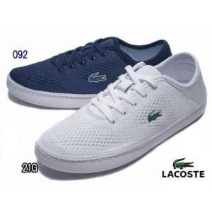 ラコステ LACOSTE L.YDRO LACE 118 1 エアメッシュ スニーカー レディース 靴|nws