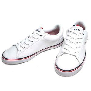 ラコステ LACOSTE LEROND ルロン 218 1 QSP ホワイトホワイト スニーカー レディース 靴|nws