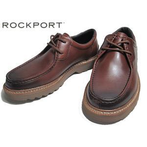 ロックポート ROCKPORT ピアソン 2 アイ タイ チロリアンタイプ コニャツク メンズ 靴 nws