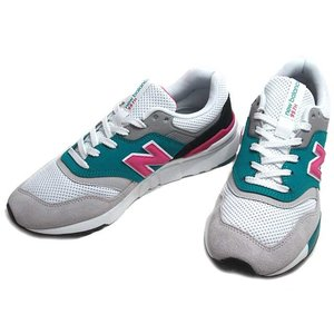 ニューバランス new balance CM997H ワイズD ランニングスタイル グレーヴァーダイト メンズ レディース 靴|nws
