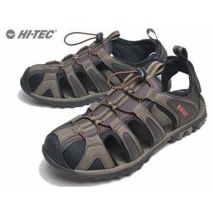 ハイテック HI-TEC COVE 水陸両用モックサンダル メンズ 靴|nws