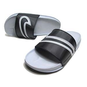 ナイキ NIKE オフコート スライド SE3 ウルフグレーブラック サンダル メンズ 靴 nws