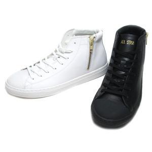 コンバース CONVERSE オールスター クップ レザー Z MID スニーカー メンズ 靴|nws