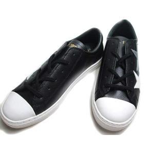 コンバース CONVERSE オールスター クップ トリオスター OX ブラックシルバー メンズ 靴 nws