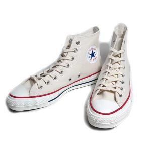 コンバース CONVERSE キャンバス オールスター J HI ナチュラルホワイト スニーカー メンズ 靴|nws