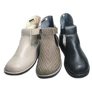 モード エ ジャコモ ディッシー MODE ET JACOMO D'ICI ベルト付きサイドオープンブーツ レディース 靴 nws