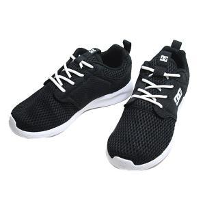 ディーシーシューズ DC SHOES Ks MIDWAY ブラックホワイトブラック スニーカー キッズ 靴|nws