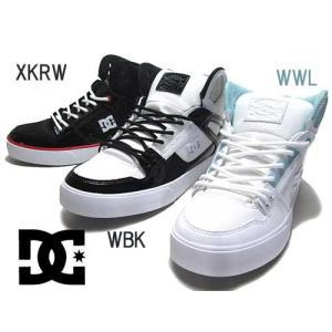 ディーシーシューズ DC SHOES PURE HIGH TOP WC SE SN ハイカットスニーカー メンズ レディース 靴|nws