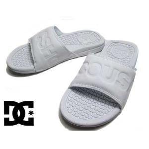 ディーシーシューズ DC SHOES BOLSA SE シャワーサンダル ホワイトホワイト メンズ 靴|nws