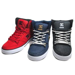 ディーシーシューズ DC SHOES PURE HIGH TOP WC TX SE ハイカット スニーカー メンズ 靴 nws