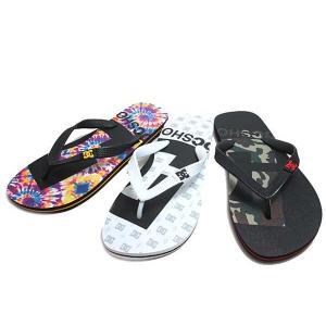 ディーシーシューズ DC SHOES SPRAY GRAFFIK ビーチサンダル メンズ 靴|nws