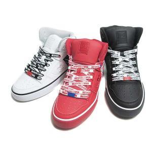 ディーシーシューズ DC SHOES DM194029 PURE HIGH-TOP WC SE SN ユニセックス メンズ レディース 靴|nws